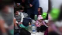 MECIDIYE - Çanakkale'de 38 Düzensiz Göçmen Yakalandı