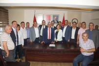ÜLKÜCÜ - CHP İl Başkanı Ali Çankır; 'Bu Saldırı Aydın'ın Huzuruna Kardeşliğine Yapılmıştır'