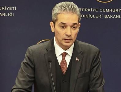 Dışişleri Bakanlığı: Vaatler yerine getirilmemiştir