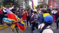 OLAĞANÜSTÜ HAL - Ekvador Devlet Başkanı Moreno Protestolar Nedeniyle Ülkenin Başkentini Taşıdı