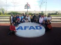 KANDILLI - Eyüpsultan Çocuk Meclisi AFAD'ı Ziyaret Etti