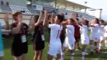 Futbol Açıklaması 19 Yaş Altı Kadınlar Avrupa Şampiyonası Elemeleri