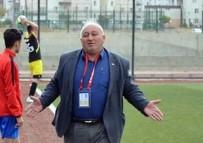 YUSUF ŞAHIN - Futbolcusunu Döven Başkan Özür Diledi