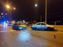 Gaziantep'te Trafik Kazası Açıklaması 1'İ Çocuk 5 Yaralı