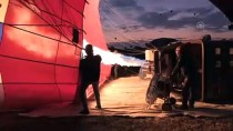 SICAK HAVA BALONU - GRAFİKLİ - Kapadokya'da Balonlar 437 Bin Kişiyi Uçurdu
