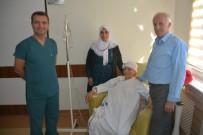 HÜSEYIN DEMIR - Hakkari'den Geldi Bitlis'te Sağlığına Kavuştu