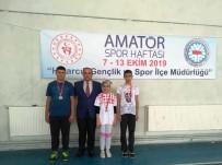 İBRAHİM TUNÇ - Hisarcık'ta Badminton Turnuvası
