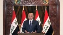 KABİNE DEĞİŞİKLİĞİ - Irak Cumhurbaşkanı'ndan Göstericilere 'Sükunet' Çağrısı