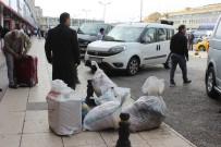 İstanbul'a 'Çuval Çuval' Getirdiler