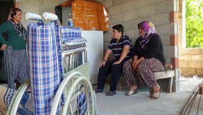 Kanser Hastası Anne Ve Kızına Yardım Eli Uzandı