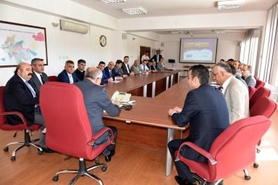 Karaman'da İl Afet Ve Acil Durum Koordinasyon Kurulu Toplantısı