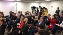 HAMIT ALTıNTOP - Liderler Konferansı Londra'da Gerçekleştirildi
