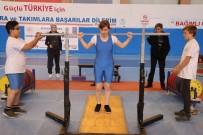 DAMAT İBRAHİM PAŞA - Nevşehir'de Görme Engelliler Halter Türkiye Şampiyonası Başladı
