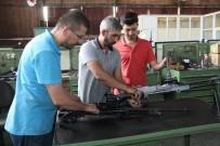 SİLAH FABRİKASI - MKE Silah Fabrikasındaki Silah Üretimi 3 Yılda 2.5 Katına Çıktı