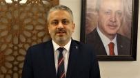 Salman Bursalıları İnegöl'e Cumhurbaşkanını Karşılamaya Davet Etti