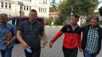 Samsun'da Silahla 1 Kişiyi Yaralayan 2 Zanlı Gözaltında