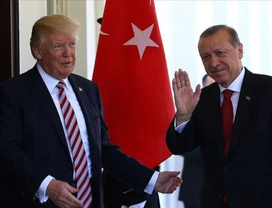 Trump: Cumhurbaşkanı Erdoğan'la 13 Kasım'da görüşeceğiz