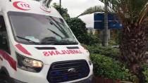 Üsküdar'da Silahla Yaralanan Kişi Hastaneye Kaldırıldı
