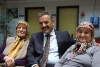 Vali Kaymak, Barış Pınarı Operasyonu İçin Yaşlılardan Dua İstedi