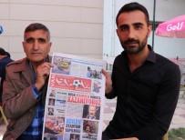 İMTİYAZ - Van'ın İlk Spor Gazetesi Yayın Hayatına Başladı