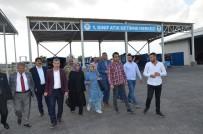 MEHMET ÇıNAR - Yeşilyurt Belediye Başkanı Mehmet Çınar, Yatırımları Yerinde İnceledi