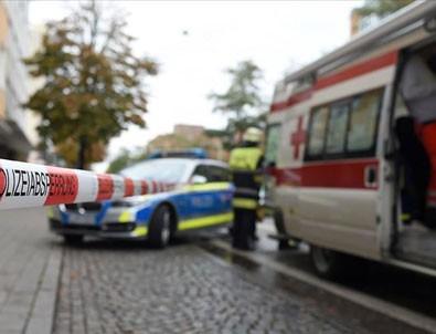 Almanya'da sinagoga saldırı: 2 ölü