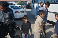 Ayvalık'ta 28 Düzensiz Göçmen Yakalandı