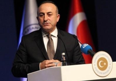 Bakan Çavuşoğlu Açıklaması 'Sahada Da Masada Da Güçlü Türkiye'yiz Hamd Olsun'