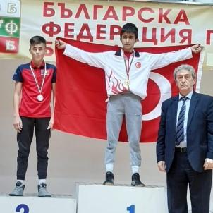 Balkan Şampiyonasında Selçuklu'dan Altın Madalya