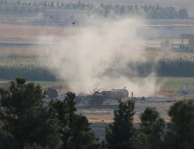 Barış Pınarı Harekatı'ndan ilk görüntüler...