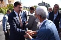 MEDINE - Başkan Kılca, Çatalhüyük Mahallesinde Vatandaşlarla Buluştu