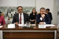 STRASBOURG - Başkan Palancıoğlu, Avrupa Konseyi Yerel Ve Bölgesel Yönetimler Kongresi'nde Türkiye'yi Temsil Edecek