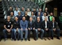 HAKAN DEMIR - Basketbol Şampiyonlar Ligi'nin İlk Başantrenörler Toplantısı Gerçekleşti
