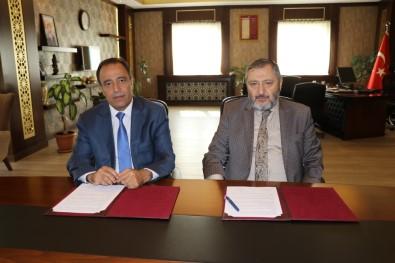 Bingöl Üniversitesi İle Müftülük Arasında İşbirliği Protokolü
