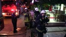 Bursa'da İş Yerinde Çıkan Yangında Bir Kişi Öldü