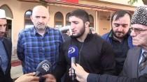 GÜREŞ MİLLİ TAKIMI - Dağıstan Asıllı Şampiyon Güreşçiden Soydaşlarına Ziyaret