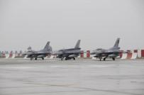 F-16 - Diyarbakır'da Hava Hareketliliği
