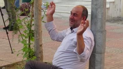 Diyarbakır'da HDP İl Binası Önünde Gergin Anlar