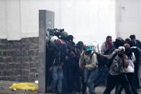 OLAĞANÜSTÜ HAL - Ekvador'da Sokağa Çıkma Yasağı İlan Edildi
