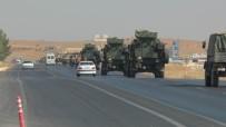 ZIRHLI ARAÇ - Gaziantep'ten 150 Araçlık Askeri Konvoy Yola Çıktı
