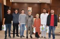 MOBİL UYGULAMA - HRÜ Öğrencileri Ödül Aldı