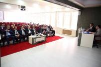 BAYBURT ÜNİVERSİTESİ REKTÖRÜ - İl Koordinasyon Kurulu Toplantısı Vali Epcim Başkanlığında Yapıldı