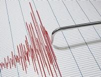 KANDILLI - İstanbul'da deprem!