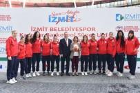 TÜRKİYE KADINLAR BASKETBOL LİGİ - İzmit Belediyespor Kadın Basketbol Takımı Yeni Sezona Hazır