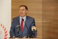 ŞEREF MALKOÇ - Kamu Başdenetçisi Malkoç, 'Adalet, Ombudsmanlık Ve Üniversiteler' Konferansında Konuştu