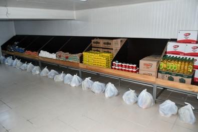Karabük'te Her Ay 222 İhtiyaç Sahibi Aileye Yardım