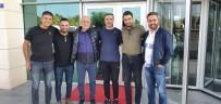 HIKMET KARAMAN - Karaman Kayseri'den Ayrıldı