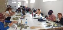 GALATA - Kepez'in Kadınları Üretirken, Kazanacak