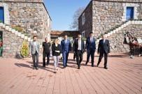 SULTAN SÜLEYMAN - Manisa, Turizm Şirketlerine Tanıtılacak