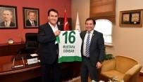 Osmangazi'den Bursaspor'a 'Loca' Desteği